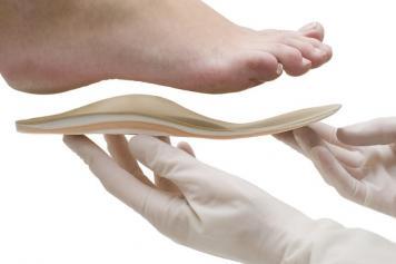 Semelles orthopédiques thermoformées à Caen